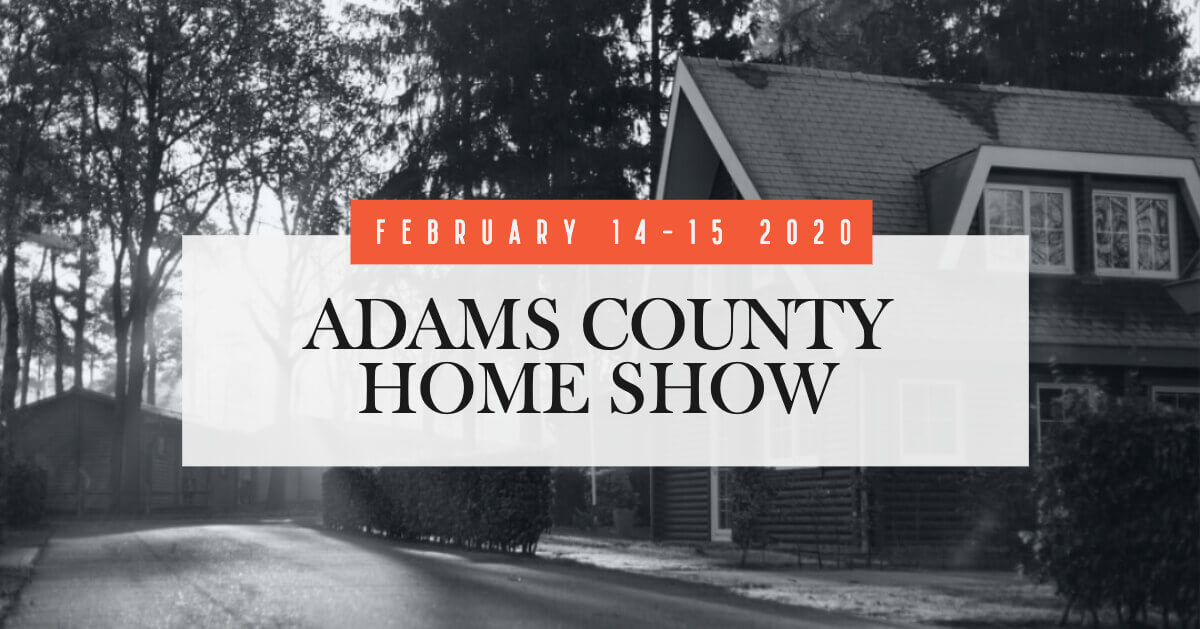 APM Exhibiting at the 2020 Adams County Home Show